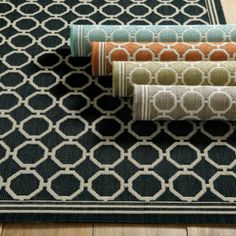 Bermuda Indoor Outdoor Rug | Ballard Designs