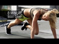 XHIT: 8 Minute Boot Camp