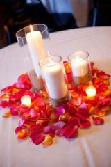 Los pétalos o flores pueden ser color coral