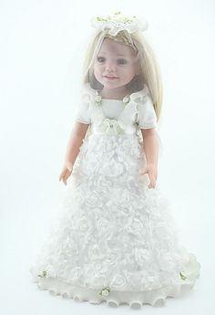 18'' Baby Doll. Doll Package: 1X 18''baby doll with clothes.