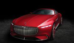 Vision 6 Mercedes-Maybach L'Emozione del Design
