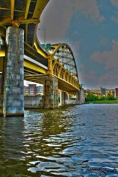 Beneath the North Shore Bridge 6/12/13