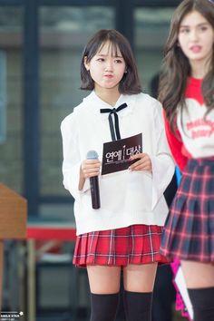 South Korean Girls, Korean Girl Groups, Rapper, Jung Chaeyeon, Choi Yoojung, Kim Sejeong, Park Min Young, Girl Day, Korean Actresses