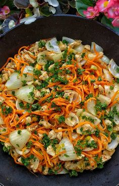 Meat Recipes, Chicken Recipes, Cooking Recipes, Healthy Recipes, Paella, Natural Health, Food To Make, Food And Drink, Dinner