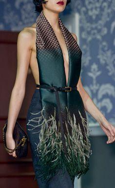 Stunning Louis Vuitton, fall 2013