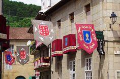 Riabadavia - Orense - Galice -Espagne - 023 Plaza Mayor