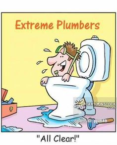 Phoenix, AZ leading commercial plumbing and hydro jet services. Brewer Commercial Services is Arizona's largest commercial plumbing contractor. Toilet Pictures, Plumbing Humor, Hvac Maintenance, Handyman Projects, Frozen Pipes, Commercial Plumbing, Best Commercials, Funny Comments, Bathroom Humor