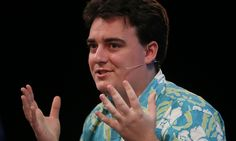 SciFi to SciFact: Unhappily I believe in literacy for all as an illiterate population allows total control of information and interpretation by any governing body - Palmer Luckey thinks virtual reality can bring 'real-world experience' to more children – and become 'more ubiquitous than the smartphone'