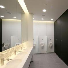 Washroom Washroom carves out new beginning for office