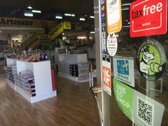 Sellos de calidad y confianza en consumo, cadena de zapaterías www.salvadorartesano.com