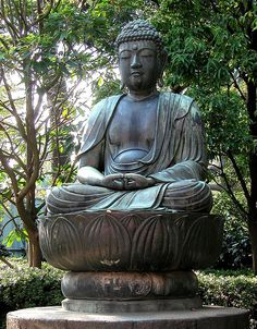Buddha by Norm Walsh, via Flickr
