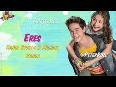 Soy Luna - Eres - Karol Sevilla & Michael Ronda - letra - YouTube Es la mejor cancion para dedicar a una persona que te gusta ☺☺☺