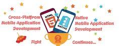 Native Apps Vs. Cross Platform Apps: Big Fight Continues