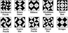 16 block quilt patterns - Yahoo Image Search Results