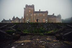 Glenapp Castle in Ballantrae #Scotland