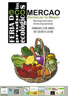 https://www.facebook.com/BodegaColoniasdeGaleonCazalla/photos/a.10152471093763843.1073741826.152329813842/10153657526628843 SÁBADO, 2 DE ABRIL, DE 10:00 A 15:00 HORAS, en Sanlúcar La Mayor FERIA DE ECOMERCADO. Productos Ecológicos. Plaza Virgen de los Reyes, frente Ayuntamiento. ¡No faltes! :) ____________________________ BODEGA COLONIAS DE GALEÓN facebook.com/BodegaColoniasdeGaleonCazalla www.coloniasdegaleon.com Tfno. 607 530 495
