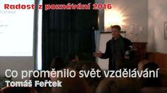 Co změnilo svět vzdělávání (Tomáš Feřtek) Neurology