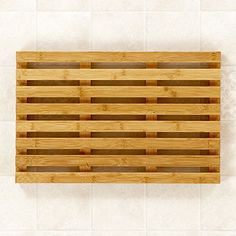Bamboo Bath Mat | World Market