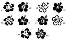 Journal Art Inspiration: Hibiscus Flowers | #journaling #journalartinspiration