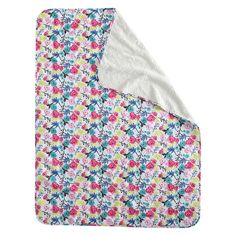 VCNY Clairebella Floral Throw - FLA-THR-5070-IN-MU