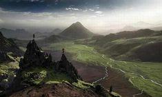 Breathtaking Views--Fjallabaksleið, Iceland