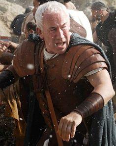 Simon Callow as Pliny the Elder in The Secrets of Vesuvius. Filmed in Tunisia Sept 2006 Mystery Tv Series, Simon Callow, Pliny The Elder, Tv Seasons, Jon Snow, Empire, Tv Shows, Actors, Itunes