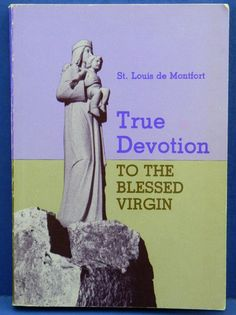 True Devotion to the Blessed Virgin St by QueeniesCollectibles, $8.99