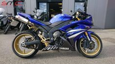 2007 Yamaha YZF R1 Just arrived :)