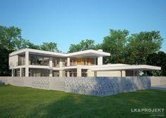 Projekty domów LK Projekt LK&1079 zdjęcie 5