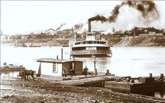 Portland to New Albany Ferry
