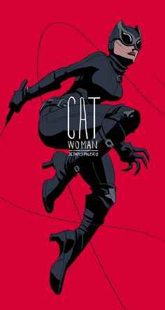 Cat Woman by ArchaicEphony.deviantart.com on @deviantART