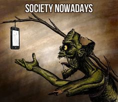 Sad.... But true -_- ..... What have we come to?