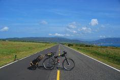 Electric Mountain Bike and Travoy combo touring in Taiwain! #bike #burley #travoy #Taiwan #Touring
