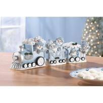 Snow Buddies Train Set - New - Free Shipping