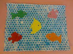 poissons papier maternelle - Recherche Google