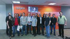Delegação FIERGS @ Apigee
