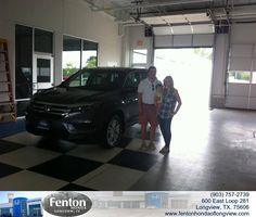 https://flic.kr/p/ygZ1sB | #HappyBirthday to Kyle from Brian Vermillion at Fenton Honda of Longview! | deliverymaxx.com/DealerReviews.aspx?DealerCode=RFWA
