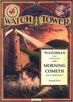 1912 Watchtower