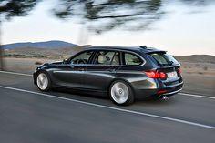 BMW 3er Touring 2012: Mehr Kofferraumvolumen fürs Volumenmodell