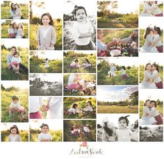 Natural Light Family Photographer The Woodlands | Sosa Girls