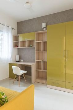 Bedroom Design Ideas Completed With Modern Interior Design Wardrobe Design Bedroom, Bedroom Furniture Design, Room Design Bedroom, Kids Bedroom Designs, Home Room Design, Apartment Bedroom Design, Bedroom Cupboard Designs, Study Room Design, Bedroom Design