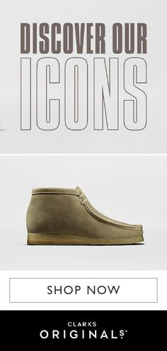 94634649b04974 Originals Icons. Some shoes never go out of style. The Clarks ...