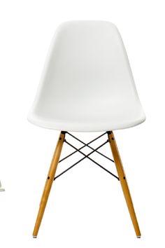 shopping déco : chaise dsw eames chez @SILVERA l'actu