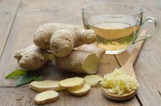 Ingwer gegen Übelkeit - Ginger alleviates nausea