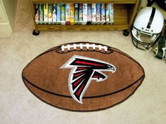 "NFL - Atlanta Falcons Football Rug 20.5""x32.5"""
