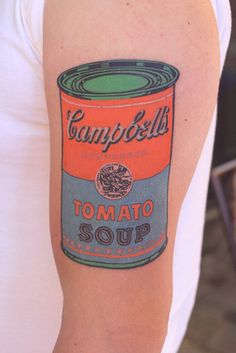 someone must really love campbells tomato soup...