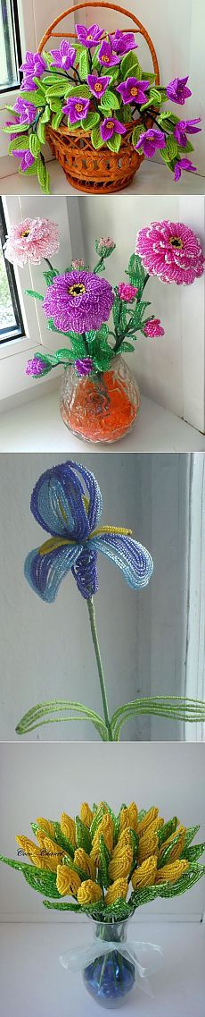 Beading: color + schemes.