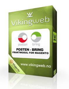 Vi tilbyr integrasjon mot Posten-Bring #PostenBring