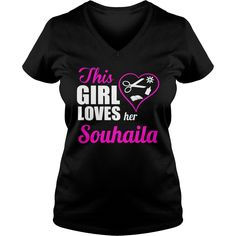 Souhaila shirt This girl loves her Souhaila Tshirts Souhaila T-Shirt Souhaila this girl love Souhaila This girl love her Souhaila Shirts tee Shirt Hoodie Vneck #gift #ideas #Popular #Everything #Videos #Shop #Animals #pets #Architecture #Art #Cars #motorcycles #Celebrities #DIY #crafts #Design #Education #Entertainment #Food #drink #Gardening #Geek #Hair #beauty #Health #fitness #History #Holidays #events #Home decor #Humor #Illustrations #posters #Kids #parenting #Men #Outdoors #Photography…