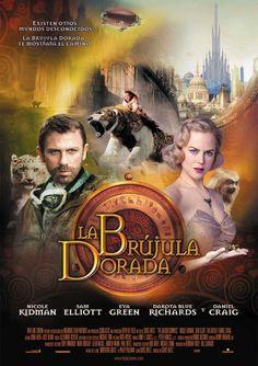 La brújula dorada (póster) - 2007.